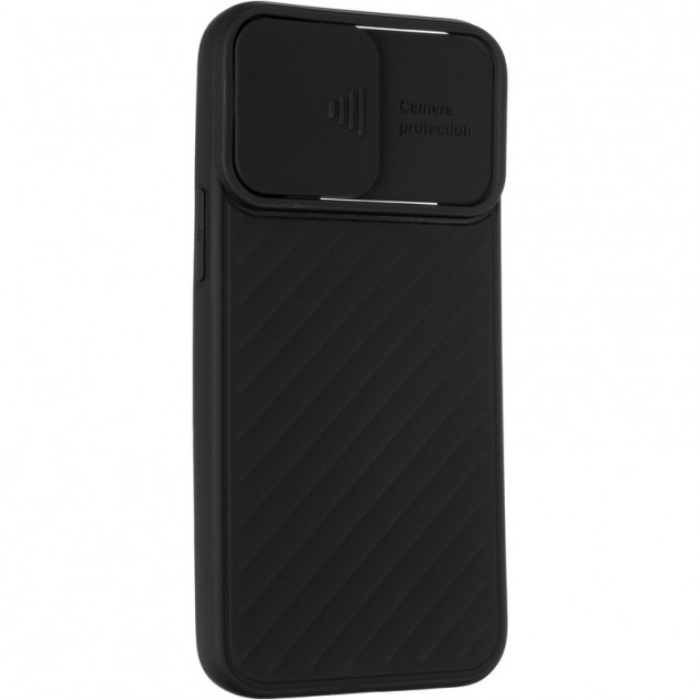 Carbon Camera Air Case for iPhone 12 Mini Black