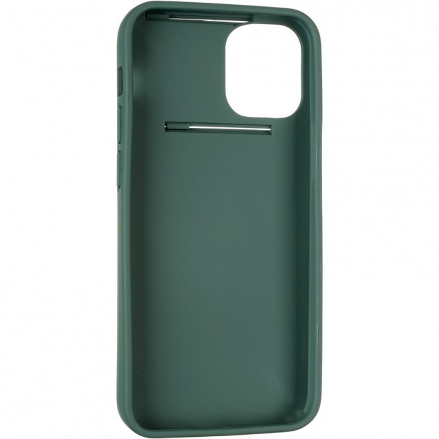 Carbon Camera Air Case for iPhone 12 Mini Green