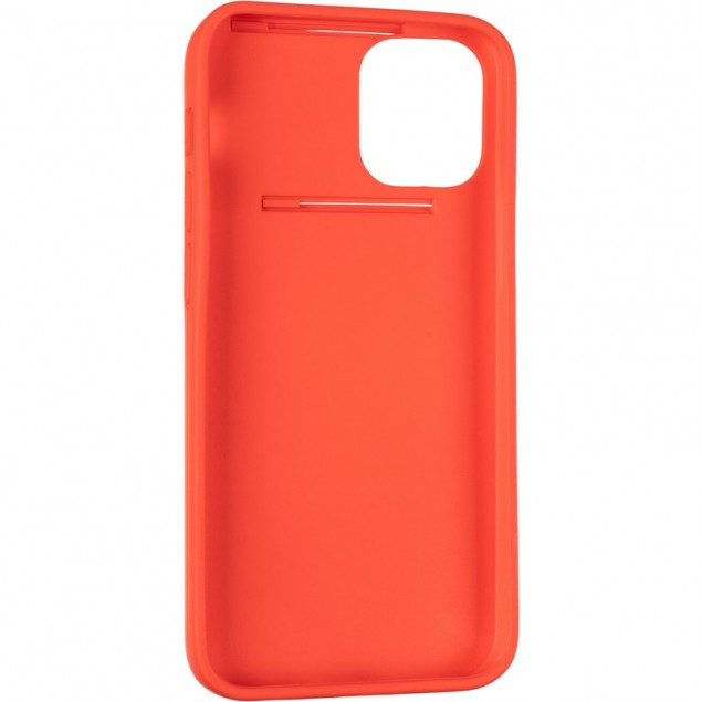 Carbon Camera Air Case for iPhone 12 Mini Red