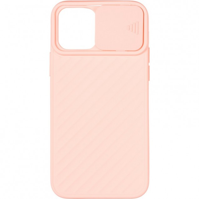 Carbon Camera Air Case for iPhone 12/12 Pro Pink