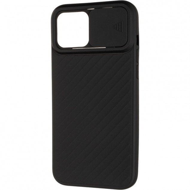 Carbon Camera Air Case for iPhone 12 Pro Max Black