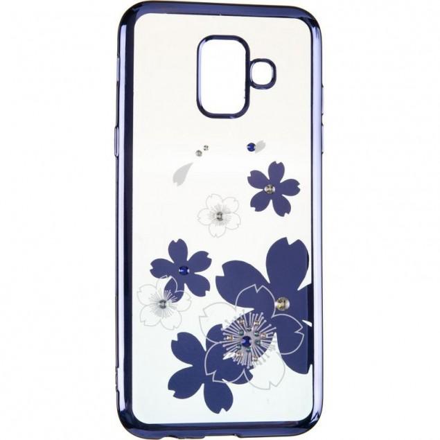 Beckberg Breathe seria (New) for Samsung A205 (A20) Flowers