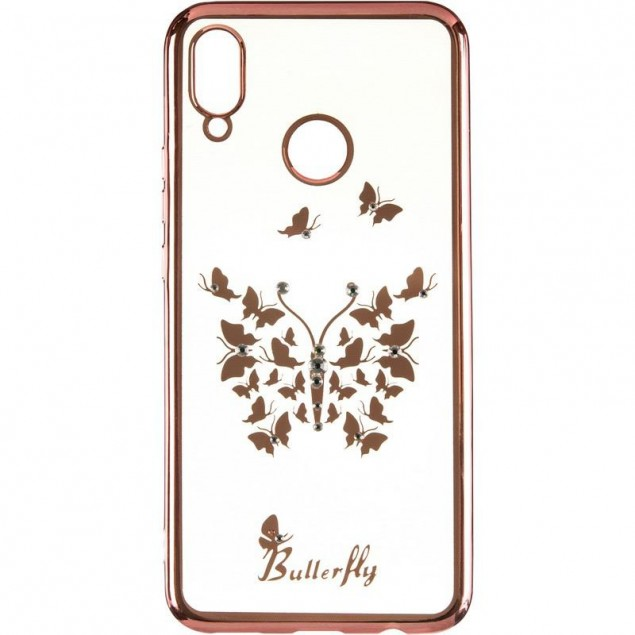 Beckberg Breathe seria (New) for Huawei Y5 (2019) Butterfly