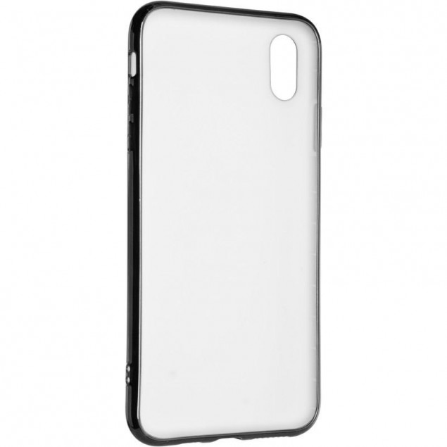 Anyland Matte Case for iPhone XS Max Black