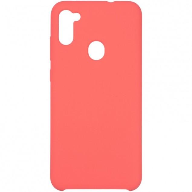 Original 99% Soft Matte Case for Samsung A115 (A11)/M115 (M11) Rose Red