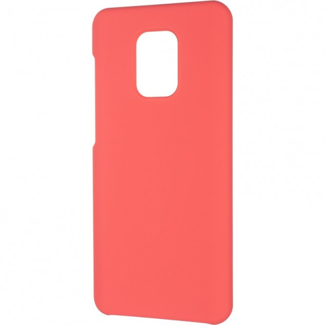 Original 99% Soft Matte Case for Xiaomi Redmi Note 9s/9 Pro Max Rose Red