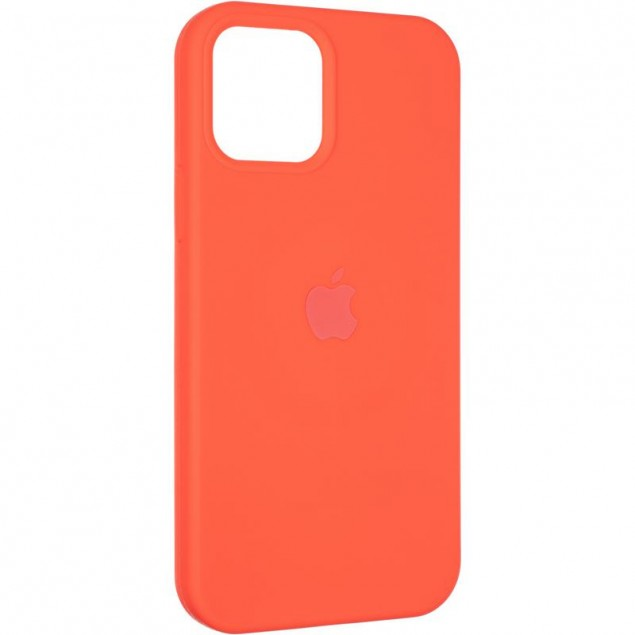 Original Full Soft Case (MagSafe) for iPhone 12/12 Pro Red
