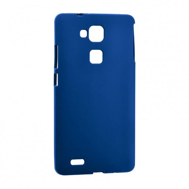 Original Silicon Case Huawei Y3 (2017) Blue