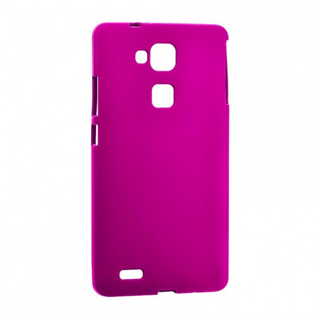 Original Silicon Case Huawei Y3 (2017) Pink