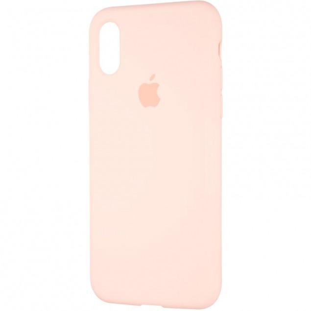 Original Full Soft Case for iPhone XS Max Grapefruit