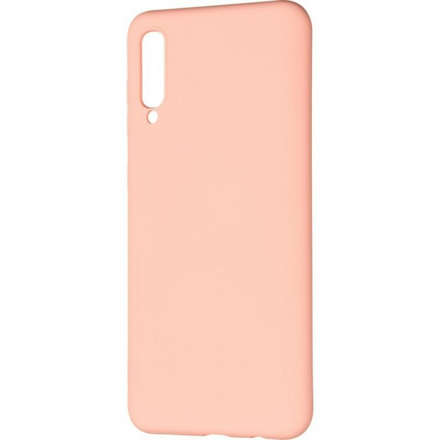 Full Soft Case for Samsung A307 (A30s) Pink