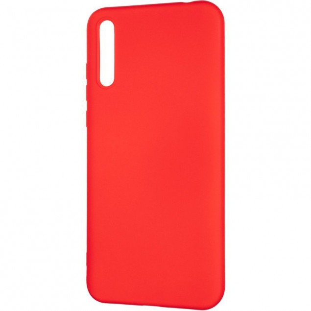 Full Soft Case for Huawei Y8P Red