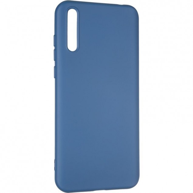 Full Soft Case for Huawei Y8P Blue