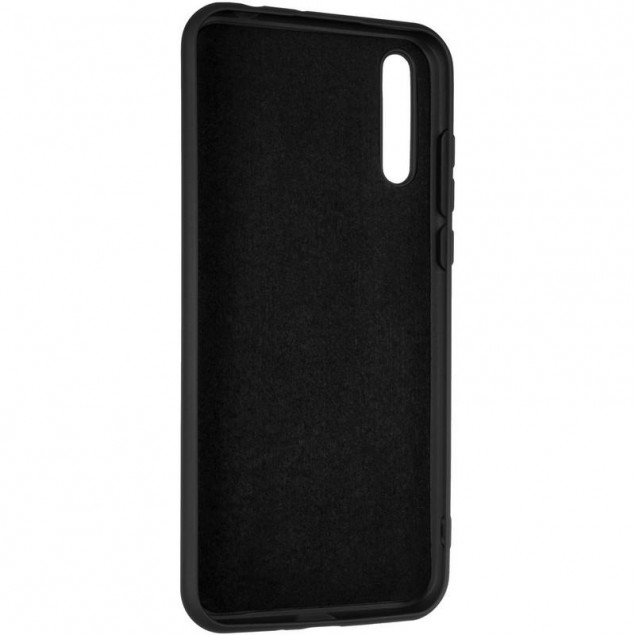Full Soft Case for Huawei Y8P Black