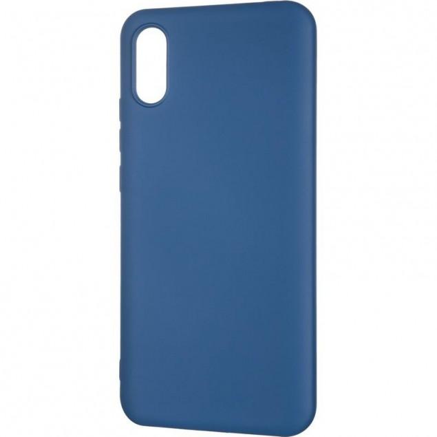 Full Soft Case for Xiaomi Redmi 9a Blue