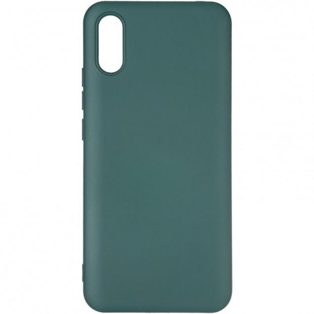 Full Soft Case for Xiaomi Redmi 9a Dark Green