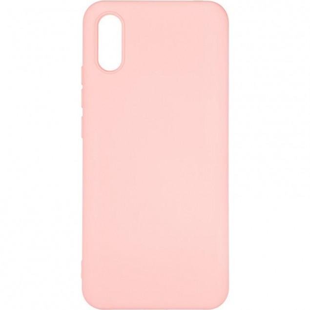 Full Soft Case for Xiaomi Redmi 9a Pink