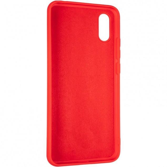Full Soft Case for Xiaomi Redmi 9a Red