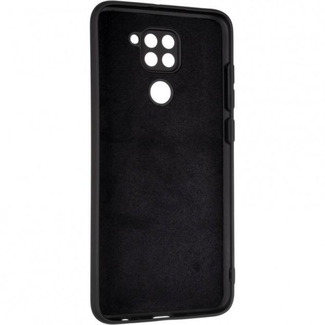 Full Soft Case for Xiaomi Redmi Note 9 Black