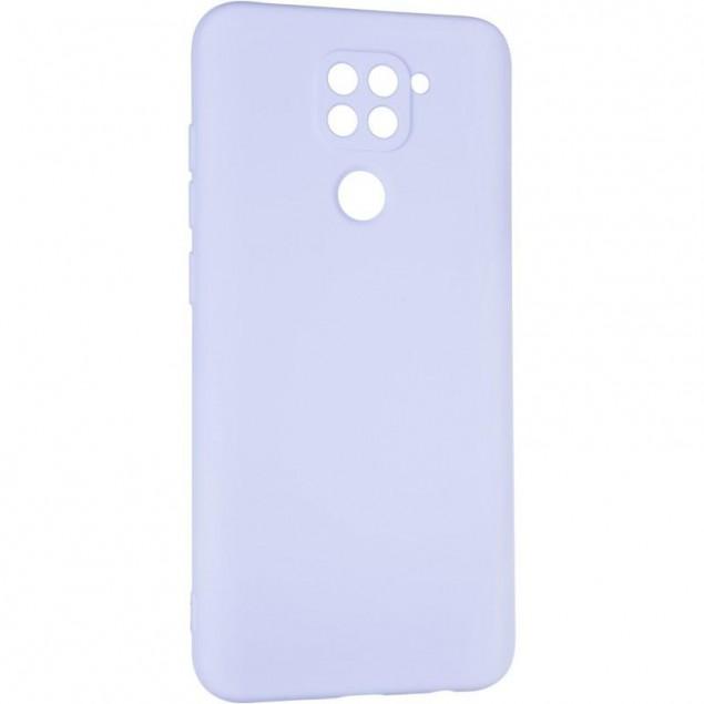 Full Soft Case for Xiaomi Redmi Note 9 Violet