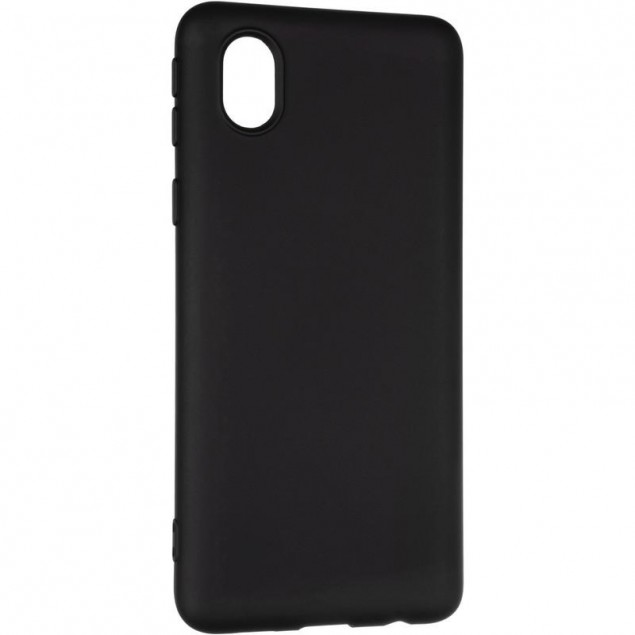 Full Soft Case for Samsung A013 (A01 Core) Black