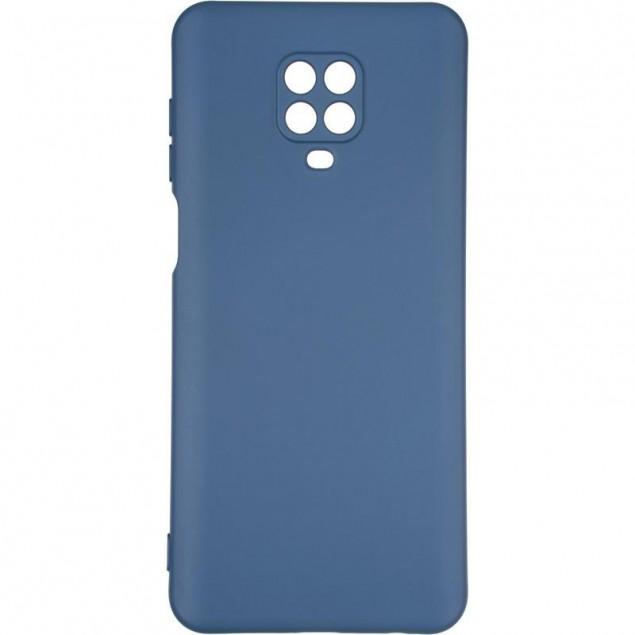 Full Soft Case for Xiaomi Redmi Note 9 Pro Max Blue