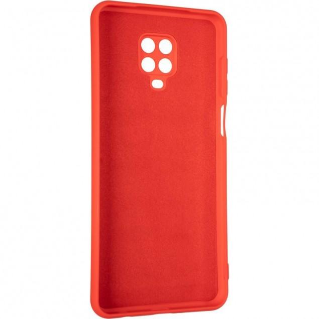 Full Soft Case for Xiaomi Redmi Note 9 Pro Max Red