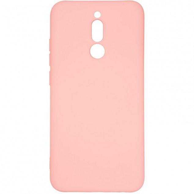Full Soft Case for Xiaomi Redmi 8 Pink