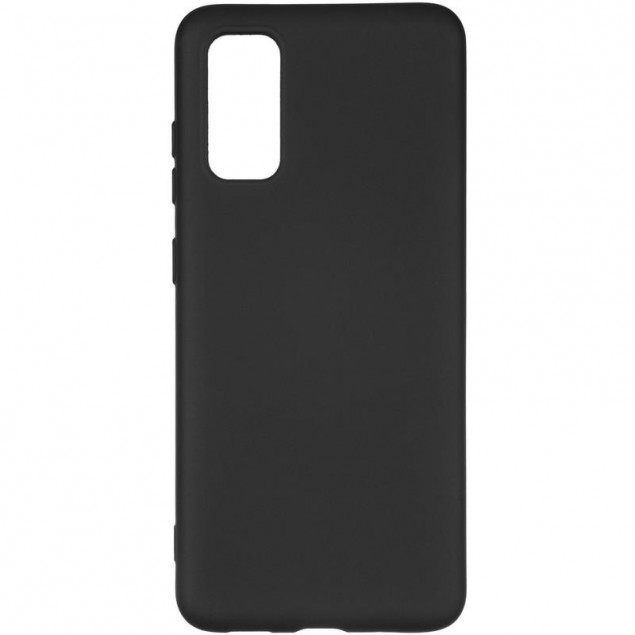 Full Soft Case for Samsung G980 (S20) Black