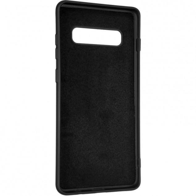 Full Soft Case for Samsung G975 (S10 Plus) Black