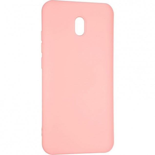 Full Soft Case for Xiaomi Redmi 8a Pink