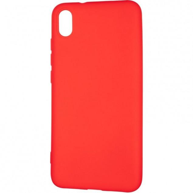 Full Soft Case for Xiaomi Redmi 7a Red