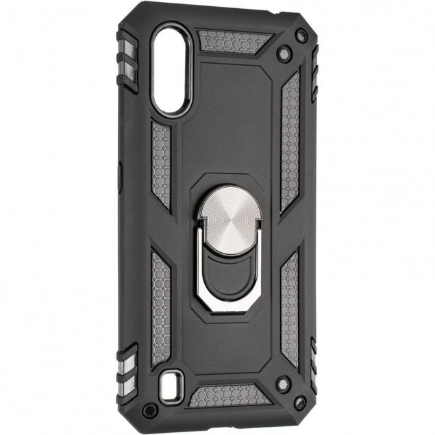 HONOR Hard Defence Series New for Samsung A015 (A01) Black