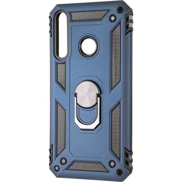 HONOR Hard Defence Series New for Huawei P40 Lite E Blue