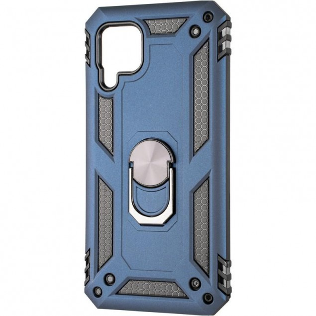 HONOR Hard Defence Series New for Huawei P40 Lite Blue