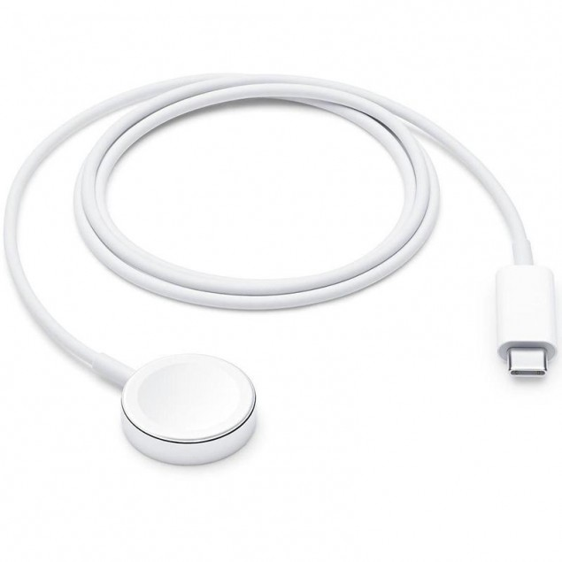 100% Original Magnetic Charging Cable Type-C for Apple Watch 0.3m (MU9K2AM/A)