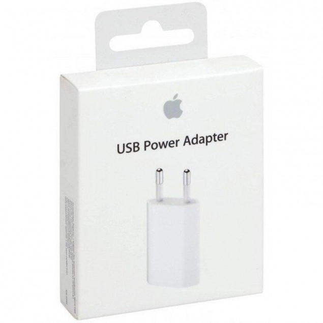 99% Original Charger for iPhone 5 (MD813ZM/A) (Retail box)