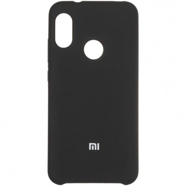 Original 99% Soft Matte Case for Xiaomi Redmi 6 Pro Black