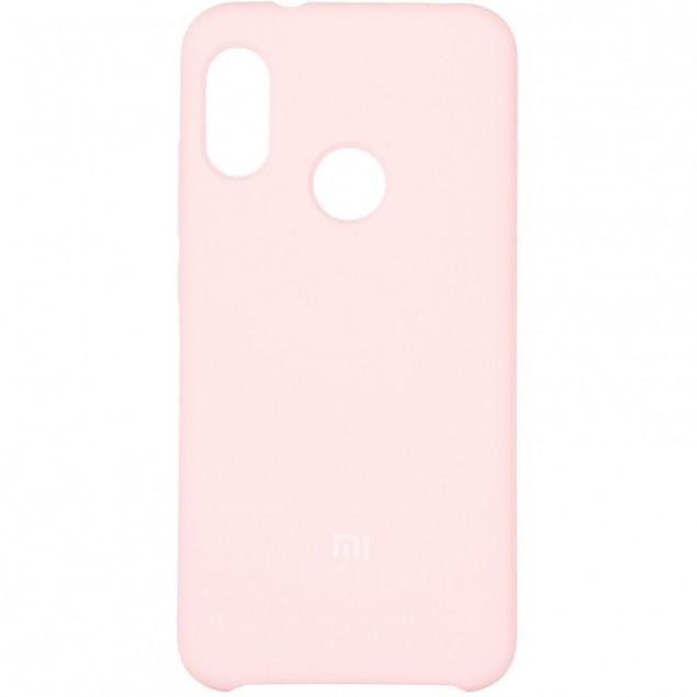 Original 99% Soft Matte Case for Xiaomi Redmi 6 Pro Pink