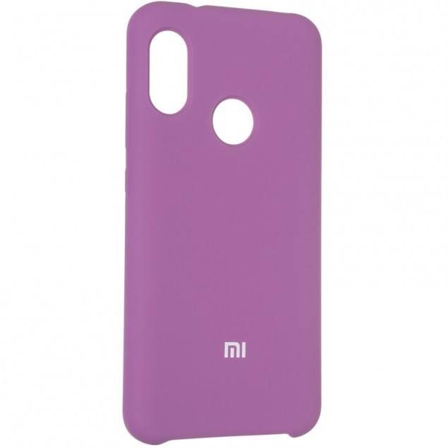 Original 99% Soft Matte Case for Xiaomi Redmi 6 Pro Violet