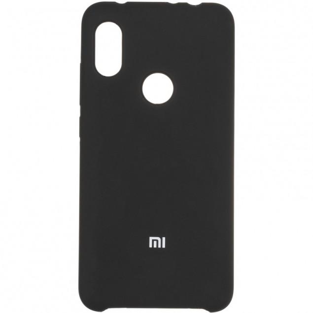 Original 99% Soft Matte Case for Xiaomi Redmi Note 6 Pro Black