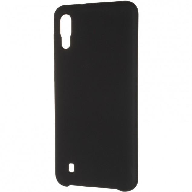 Original 99% Soft Matte Case for Samsung M105 (M10) Black