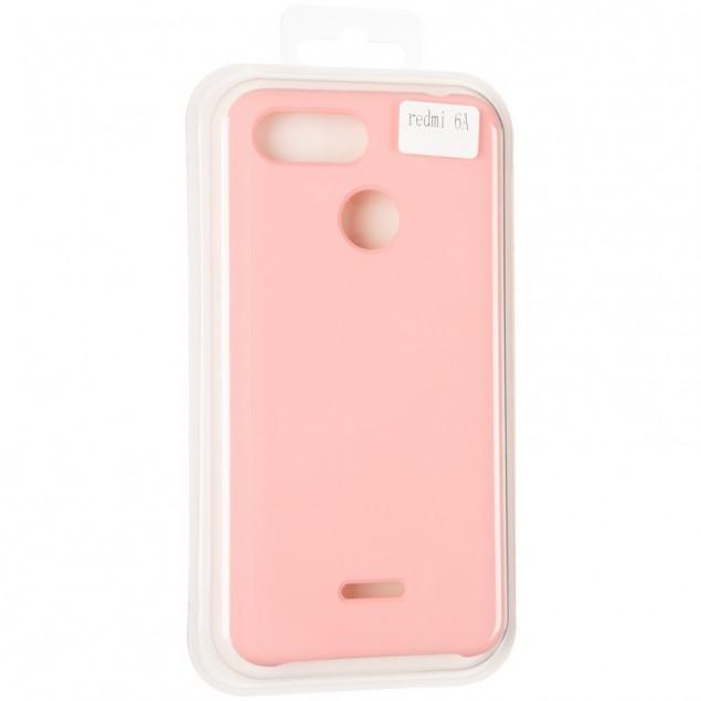 Original 99% Soft Matte Case for Xiaomi Redmi 6 Pink