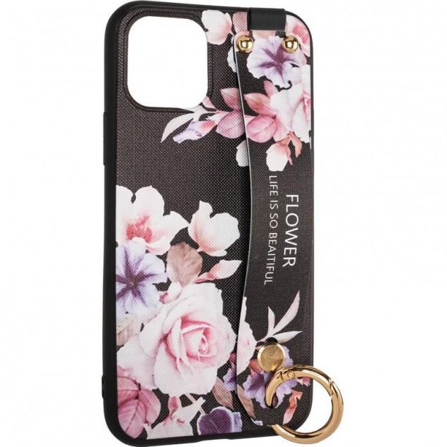 Flower Rope Case for Xiaomi Redmi Note 9s Black