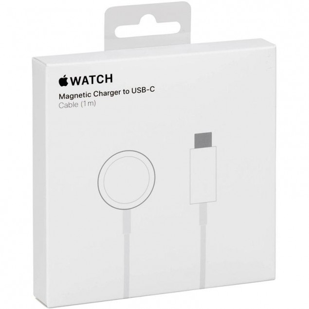 100% Original Magnetic Charging Cable Type-C for Apple Watch 1m (MX2H2CH/A)