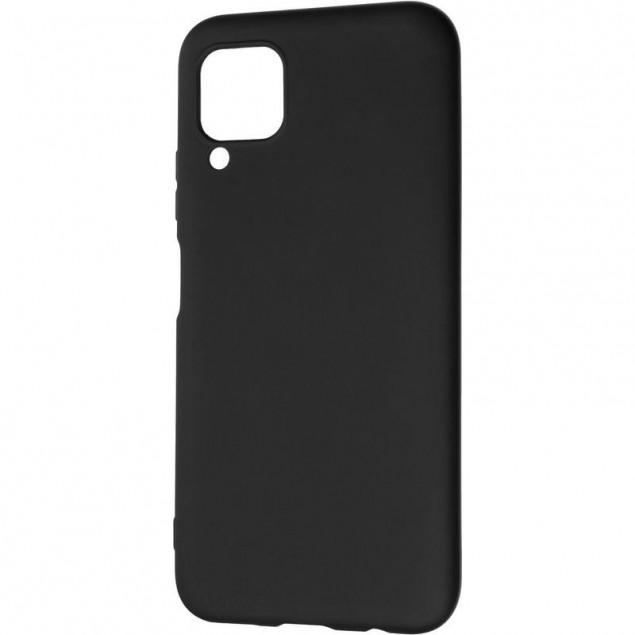Original Silicon Case Huawei P40 Lite Black