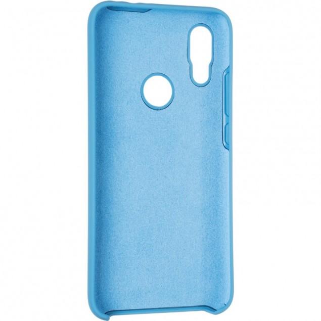 Original 99% Soft Matte Case for Xiaomi Redmi 7 Blue