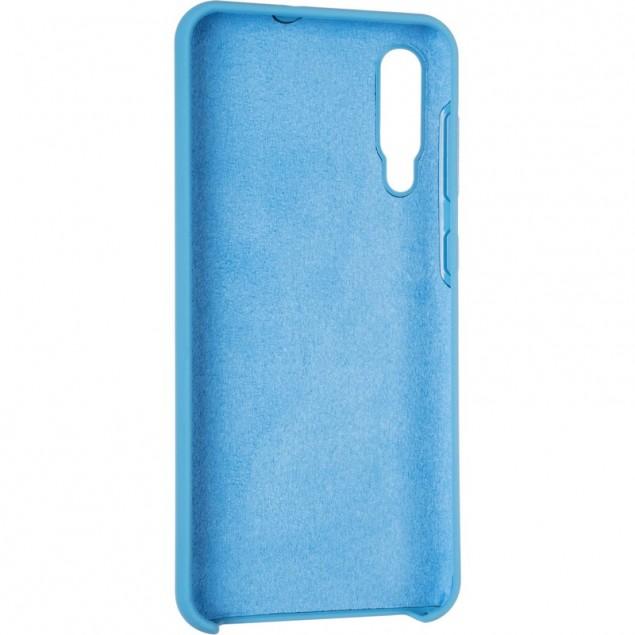 Original 99% Soft Matte Case for Samsung A307 (A30s) Blue