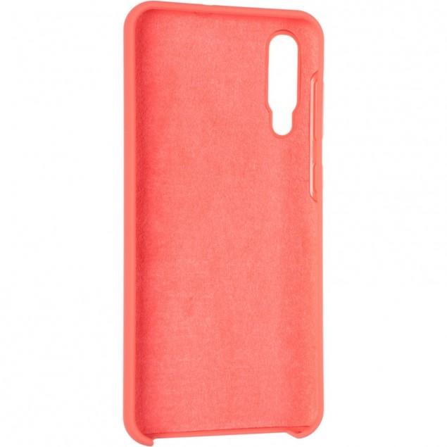 Original 99% Soft Matte Case for Samsung A307 (A30s) Rose Red