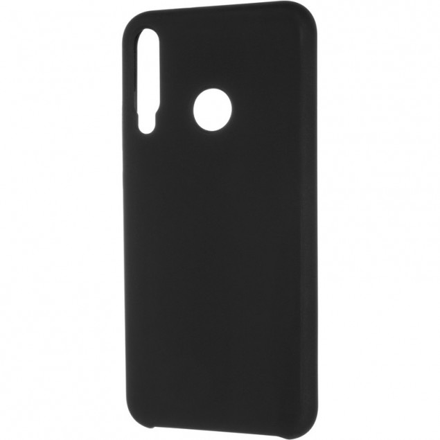 Original 99% Soft Matte Case for Huawei P40 Lite E Black